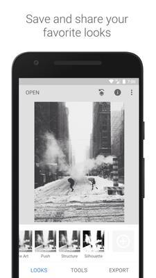 Snapseed Screenshots