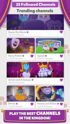 Trivia Crack Kingdoms Screenshots