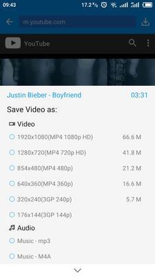 KeepVid Screenshots