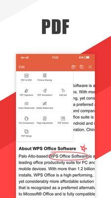 WPS Office Screenshots