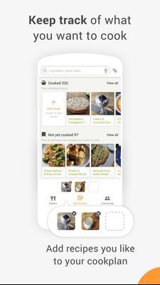 Cookpad Screenshots