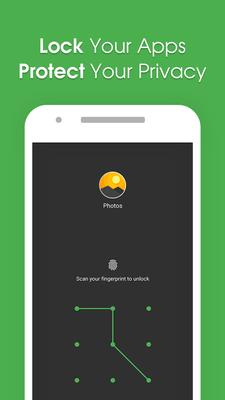 AppLocker | Lock Apps - Fingerprint, PIN, Pattern Screenshots