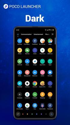POCO Launcher Screenshots