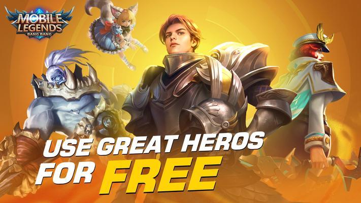 Mobile Legends: Bang Bang Screenshots