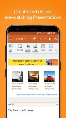 OfficeSuite Screenshots
