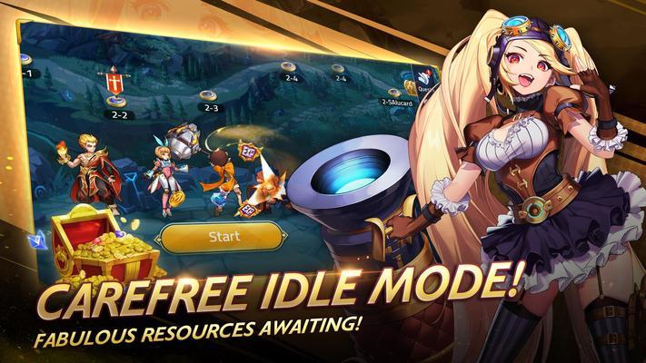 Mobile Legends: Adventure Screenshots