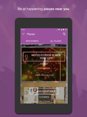 Nearify Screenshots