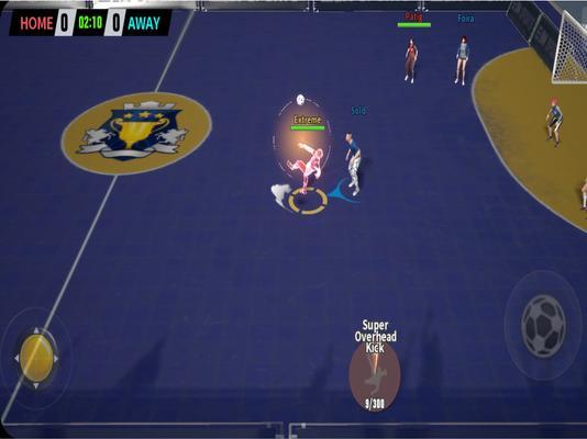 Extreme Football Screenshots