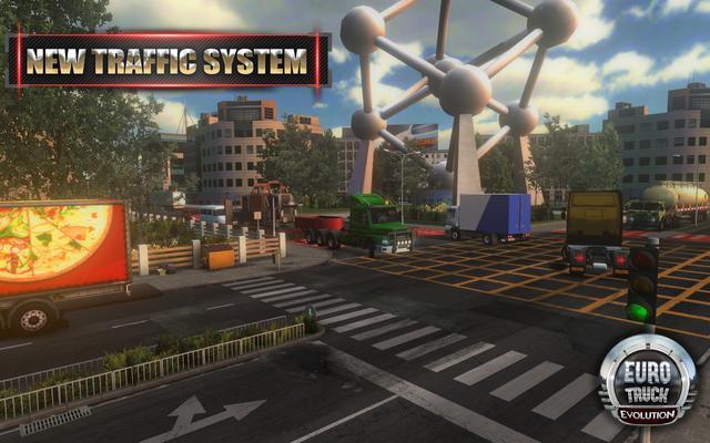 Euro Truck Evolution (Simulator) Screenshots