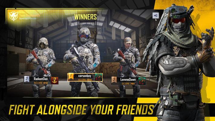 Call of Duty: Mobile Screenshots