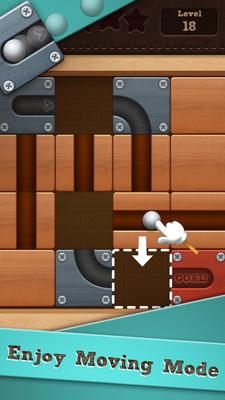 Roll the Ball ® - Slide Puzzle Screenshots