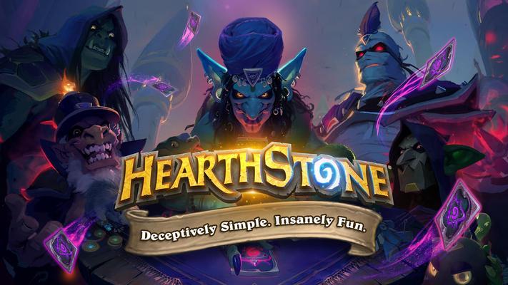 Hearthstone Screenshots