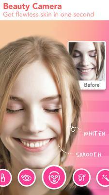 FaceFun - Face Filters, Selfie Editor, Sweet Cam Screenshots