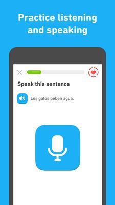 Duolingo Screenshots