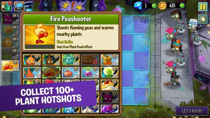 Plants vs. Zombies™ 2 Free Screenshots