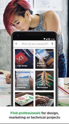 Fiverr Screenshots