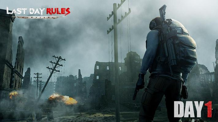 Last Day Rules Screenshots