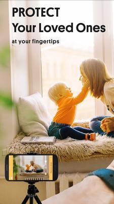 Alfred Home Security Camera, Baby&Pet Monitor CCTV Screenshots