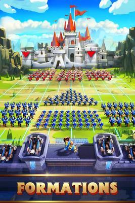 Lords Mobile Screenshots