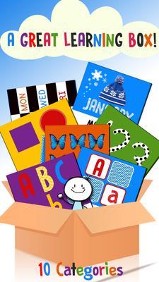 Kids Learning Box Screenshots
