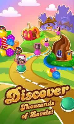 Candy Crush Saga Screenshots