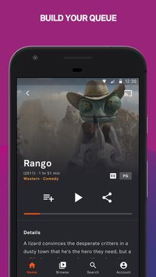Tubi - Free Movies & TV Shows Screenshots