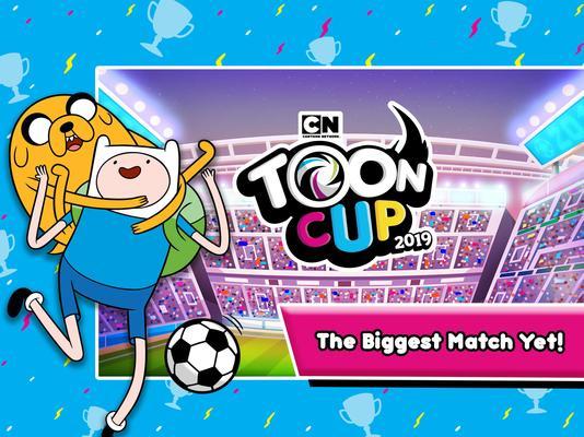 Toon Cup - Cartoon Network's Soccer Game Screenshots