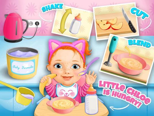 Sweet Baby Girl Daycare 4 Screenshots