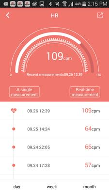 Wearfit Screenshots