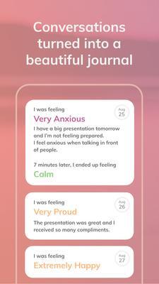 Youper - Emotional Health Screenshots