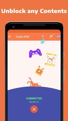 Turbo VPN Screenshots