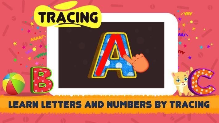 ABC Song - Rhymes Videos, Games, Phonics Learning Screenshots