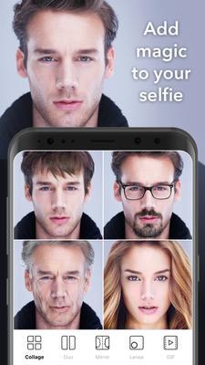 FaceApp Screenshots