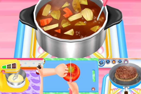 Cooking Mama: Let's cook! Screenshots