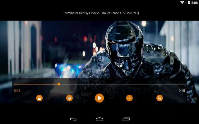 VLC Screenshots