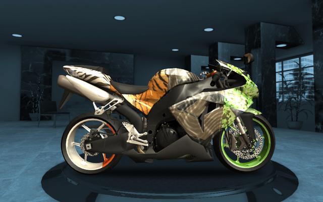 Racing Fever: Moto Screenshots