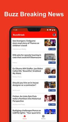 BuzzBreak Screenshots