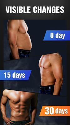 Six Pack in 30 Days Screenshots