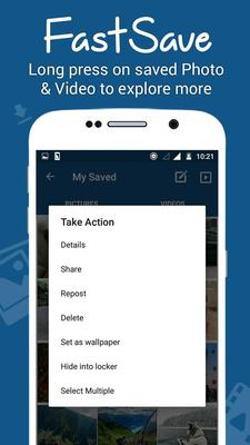 FastSave Screenshots